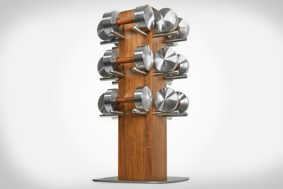 Hock Design Diskus Dumbbell Set