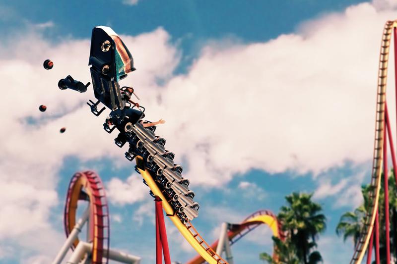 Roller Coaster Tycoon IRL