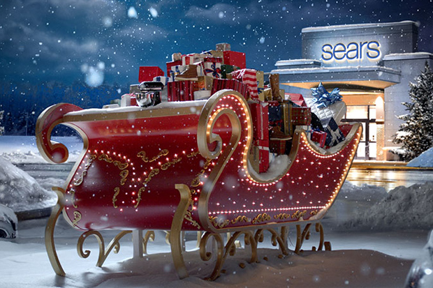 Sears Holiday Shopping