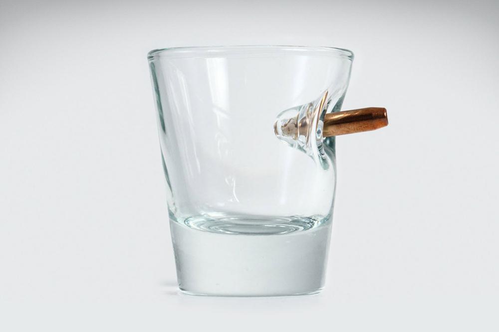 Ben Shot Bulletproof Shot glass