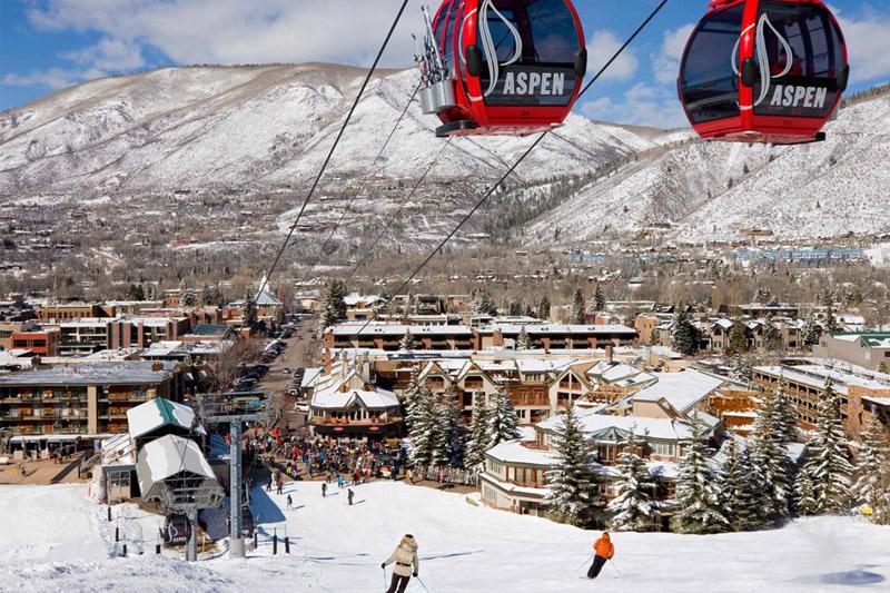 Aspen, Colorado Skiing
