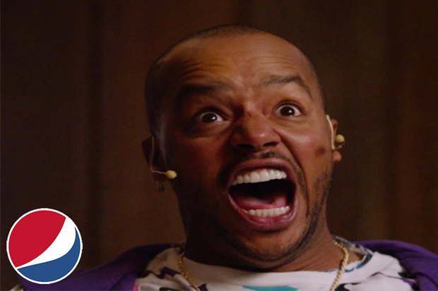 """Donald Faison is the head counselor at """"Camp Halftime"""""""