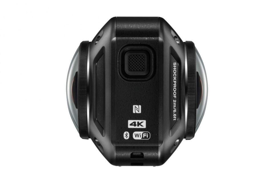Nikon KeyMission 360 Camera