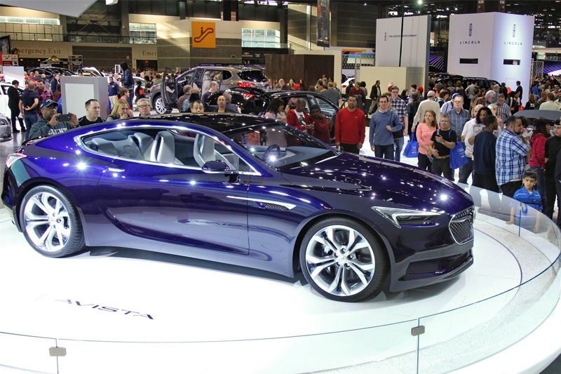 2016 Chicago Auto Show Best of Show Results