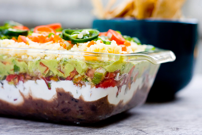 5-Layer Bean Dip Recipe