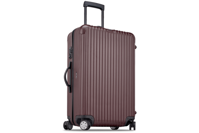 Rimowa's Salsa Range Gets New Red Color