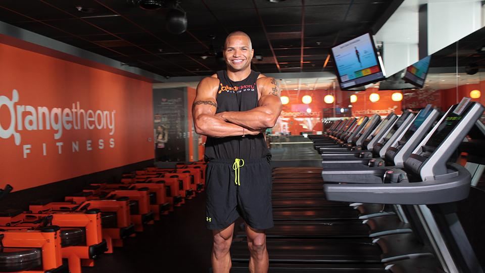 Brendon Ayanbadejo, Orange Theory Fitness Trainer