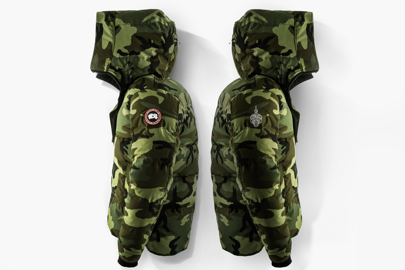 Canada Goose Created NBA All-Star Weekend Limited Edition Parkas