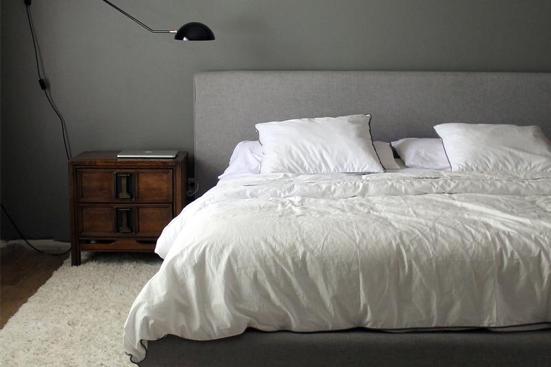 Cozy Looking Bed