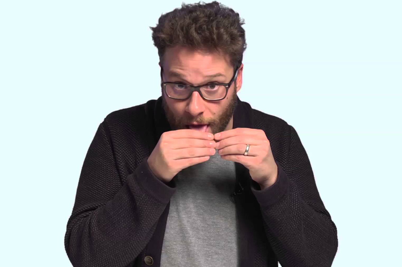 How to Roll a Blunt with Seth Rogen