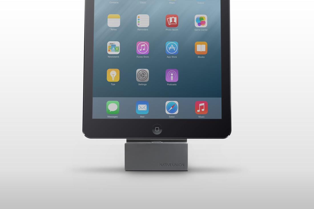 Native Union Lightning Dock for iPad