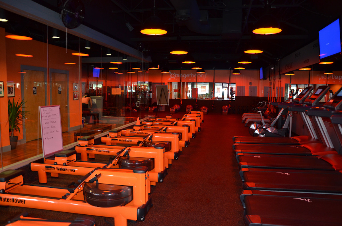 Orange Theory Fitness review