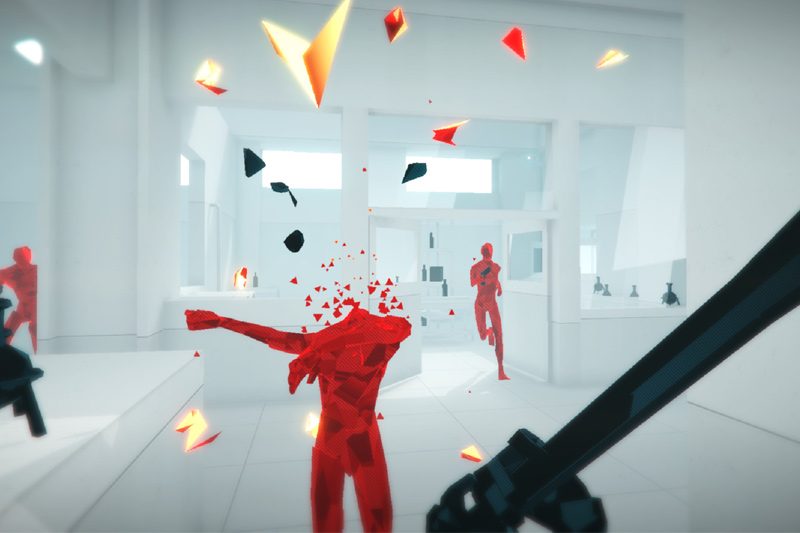 SUPERHOT Official Launch Trailer