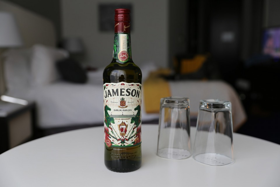 2016 Jameson Limited Edition Bottle by James Earley