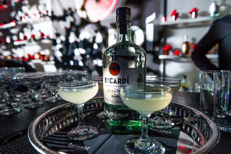 Kick Off Spring with a BACARDI Cocktail Recipe, Created by Chef Ari Taymor