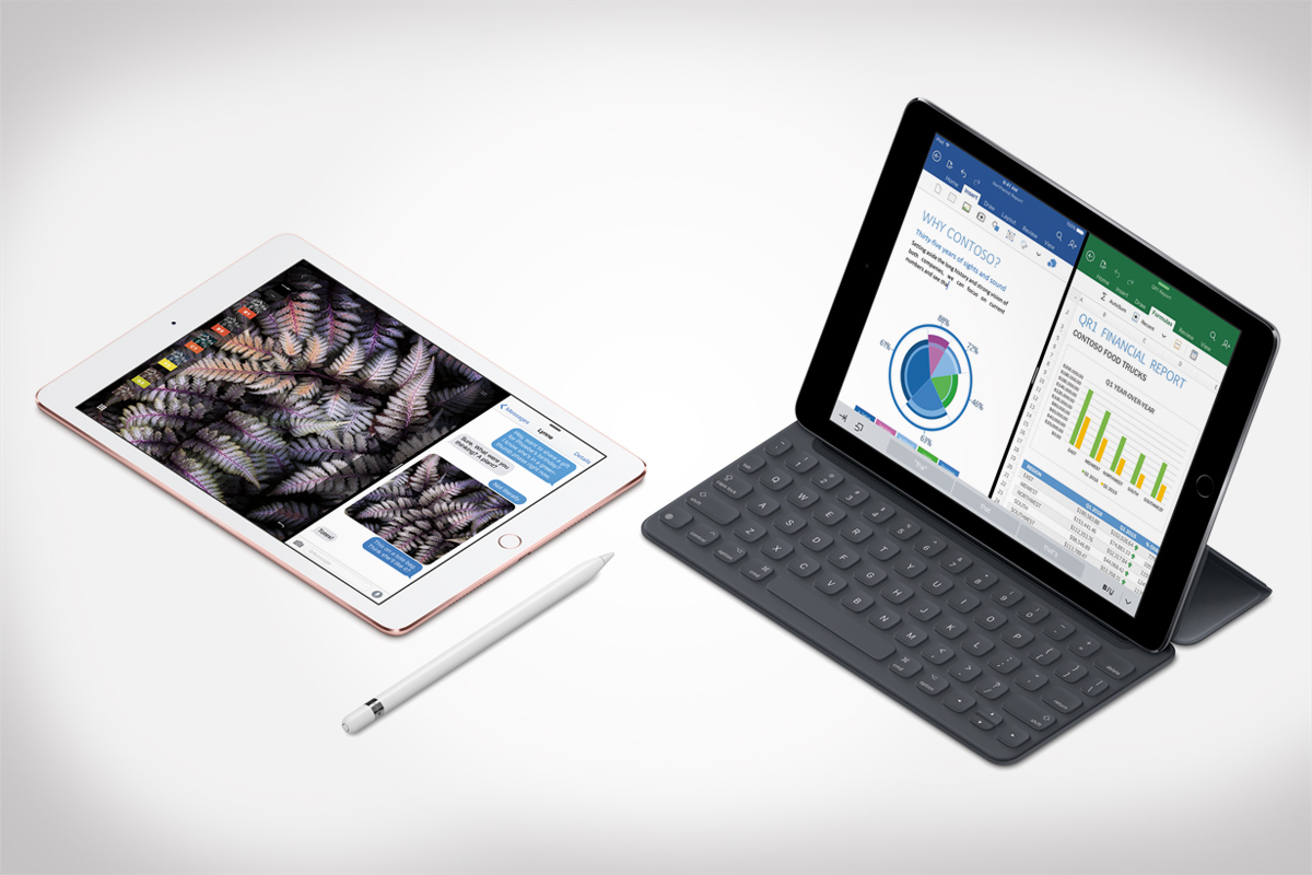 "Apple Introduces 9.7"" iPad Pro"