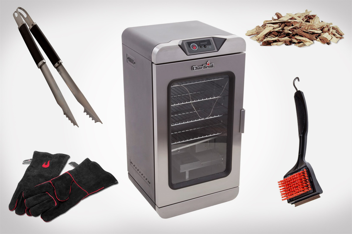 Char-Broil BBQ Must-Haves