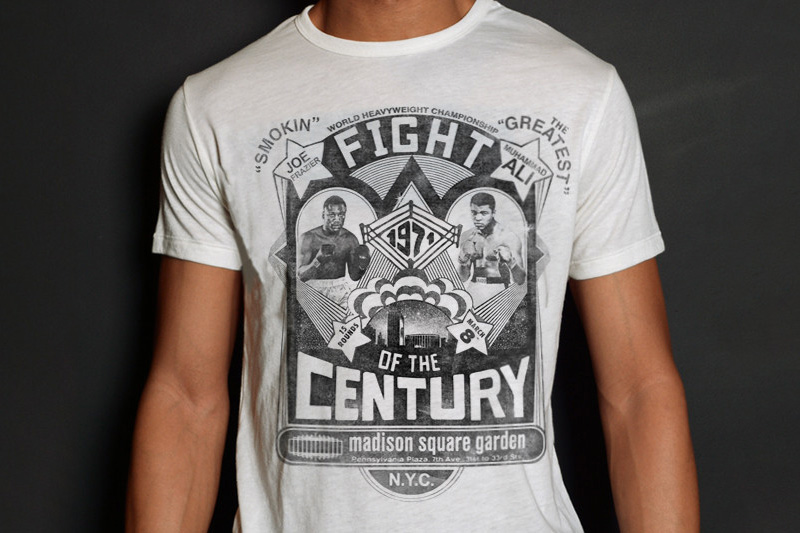 'Fight of the Century' Collection by Roots of Fight