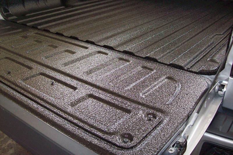Scorpion Truck Bed Liner