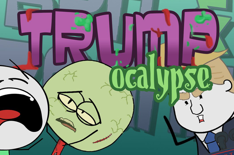 TRUMP ocalypse ItsAlexClark