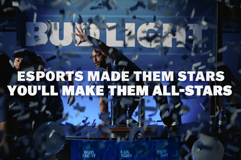 Bud Light All-Star Program esports