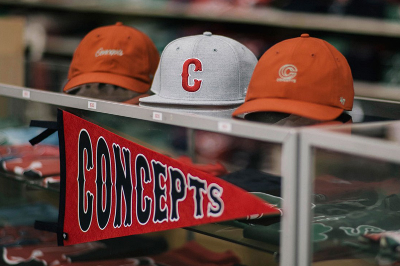 Concepts and '47 Team Up for Exclusive Collaboration