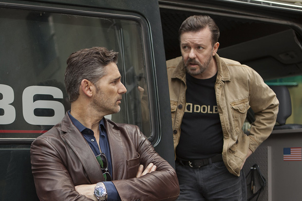 Netflix's 'Special Correspondents' Trailer, Starring Ricky Gervais
