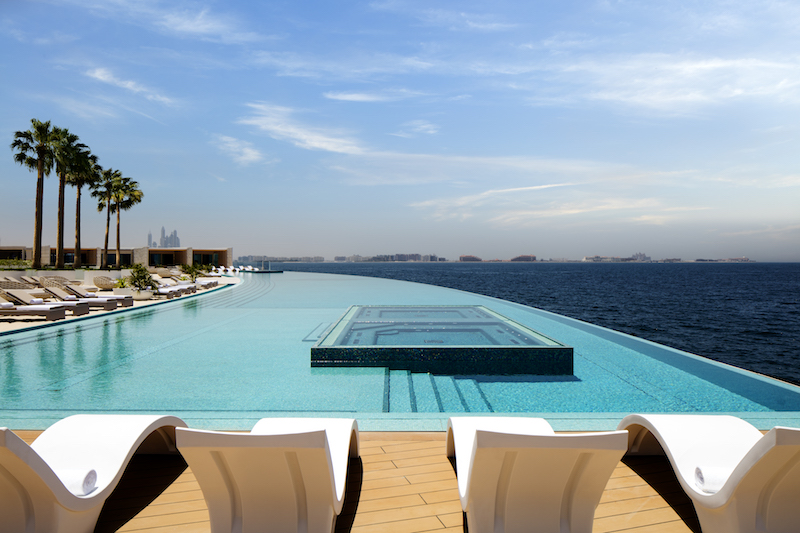 Burj Al Arab Terrace Infinity Pool