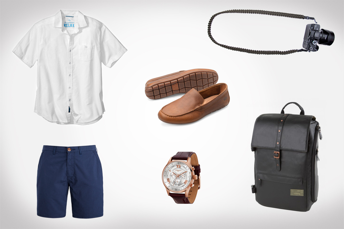 Father's Day Gift Guide, Presented by Born Footwear + Dillards