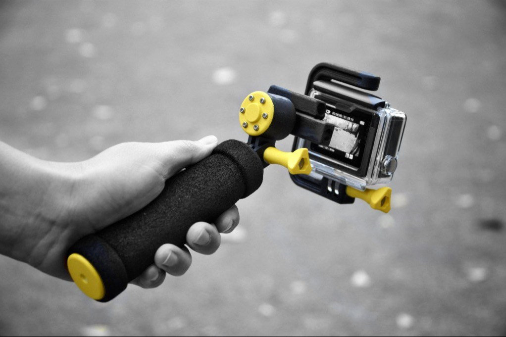 STABYLIZR is the SteadyCam Accessory Your GoPro Begs For