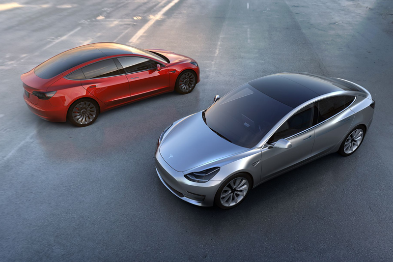 Tesla Model 3 Announced Ludicrous Mode