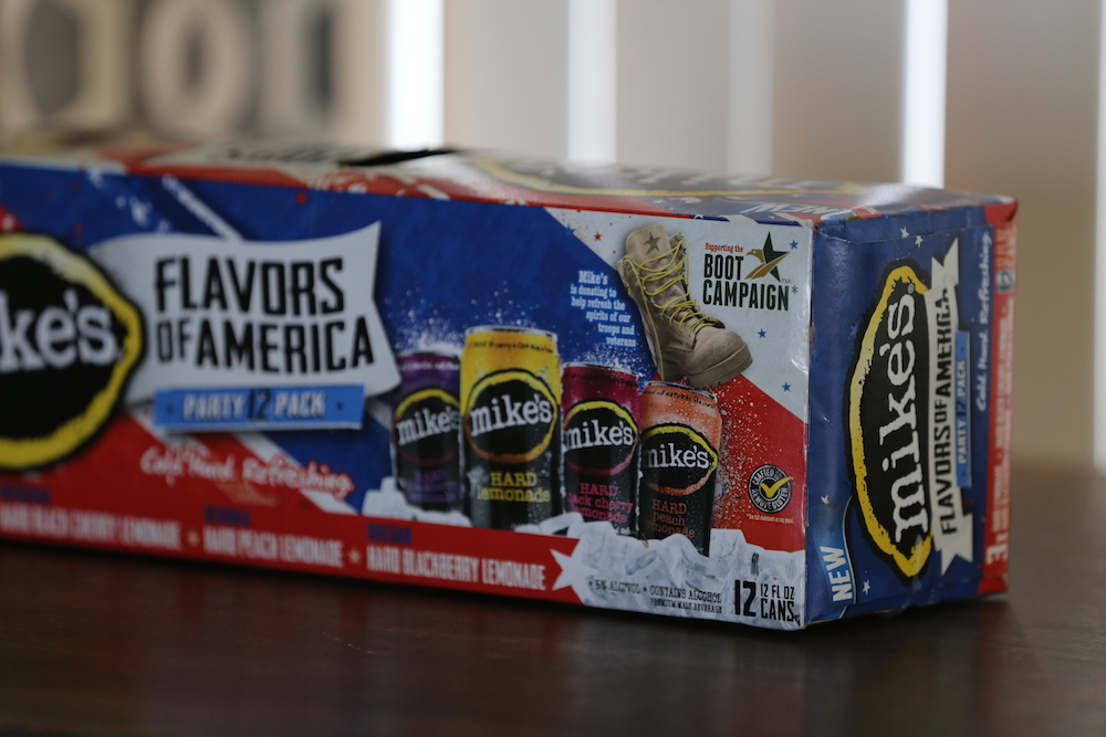 2016 Flavors of America Variety Pack / Boot Campaign