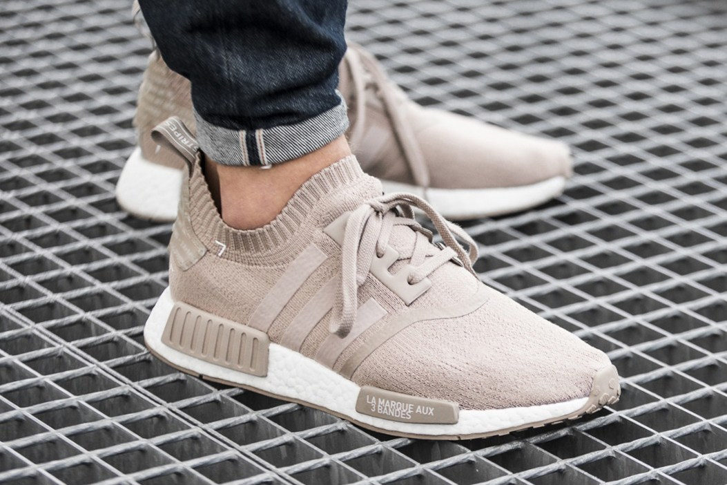 "adidas NMD R1 Primeknit ""French Beige"" Due Out Next Week"