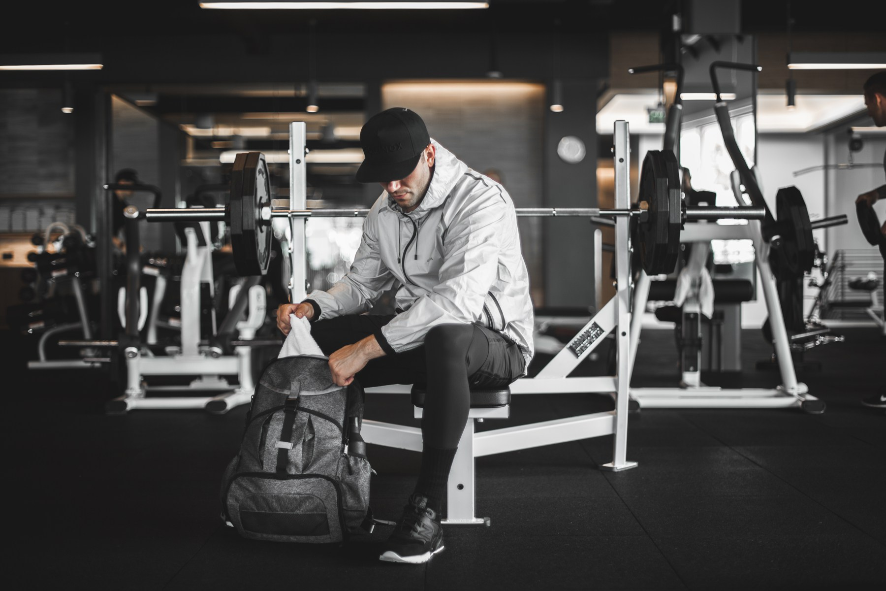 DSPTCH x Equinox Special Edition Gym/Work Pack