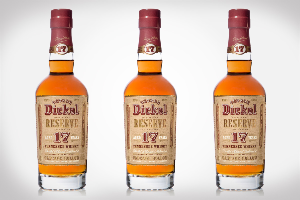 George Dickel 17-Year Old