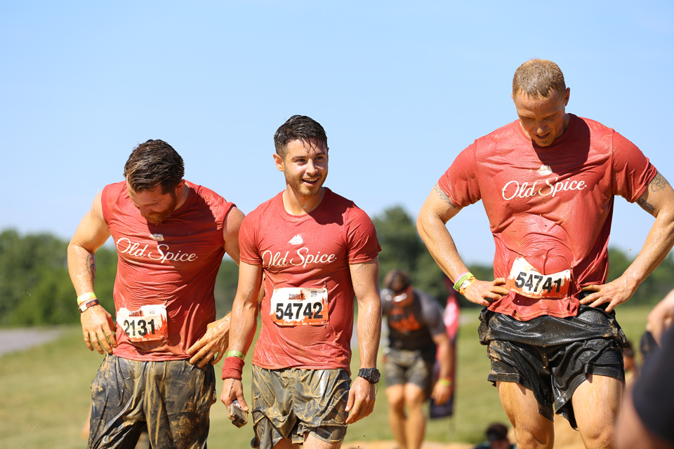 Old Spice Mud Mile 2.0 - Tough Mudder
