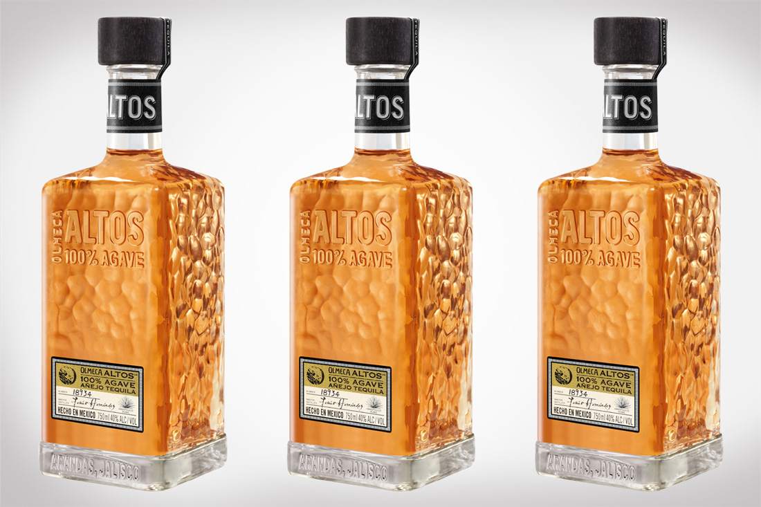 Olmeca Altos Añejo