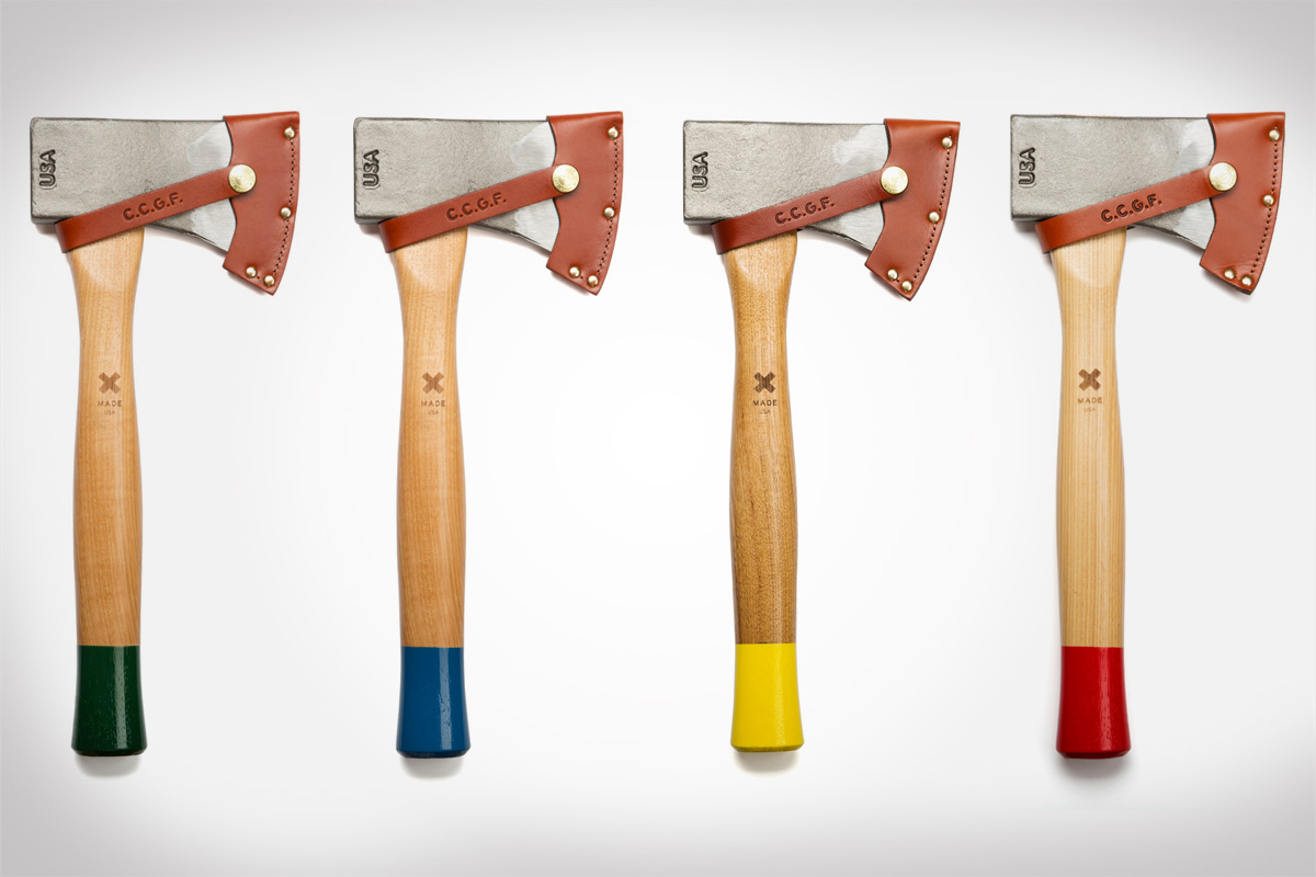 Straight-Hold Hatchet by Best Made Company