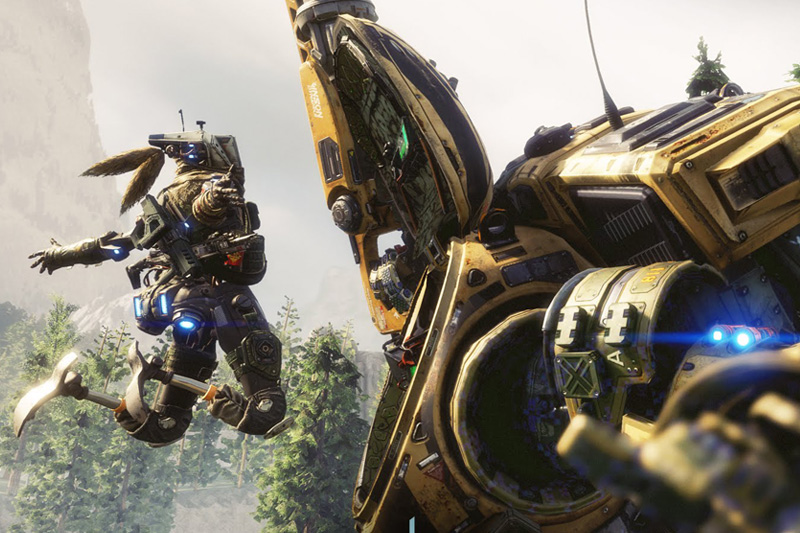 Titanfall 2 Multiplayer Gameplay Trailer