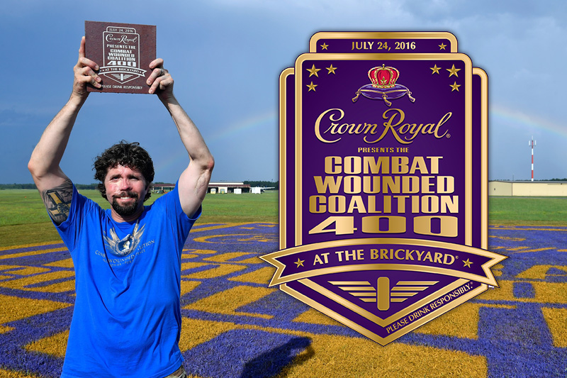 "Crown Royal - ""Your Hero's Name Here"" Program 2016"