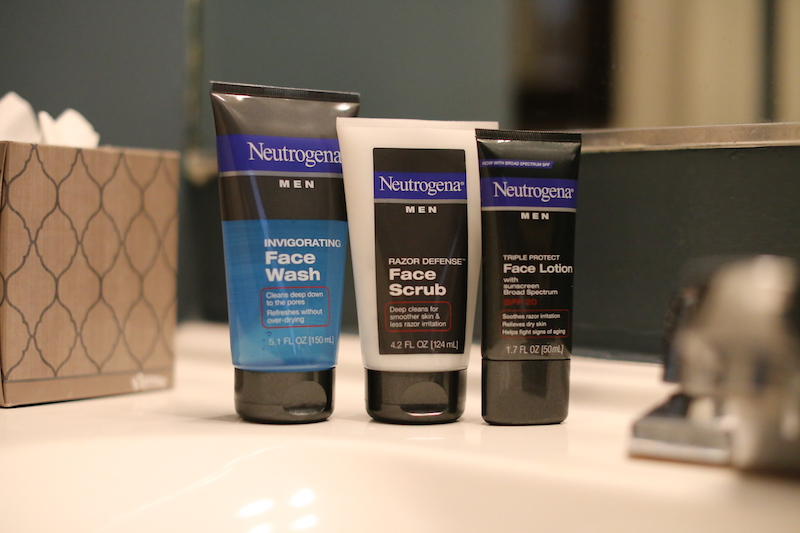 Neutrogena Men Products