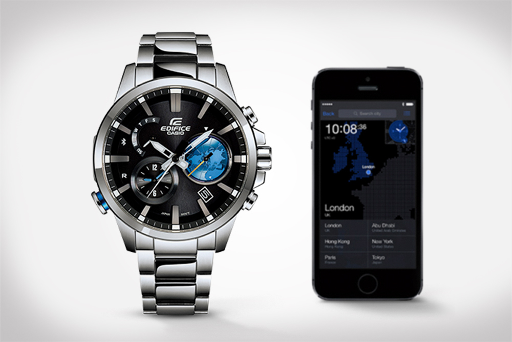 Casio Edifice Bluetooth EQB600 Watch