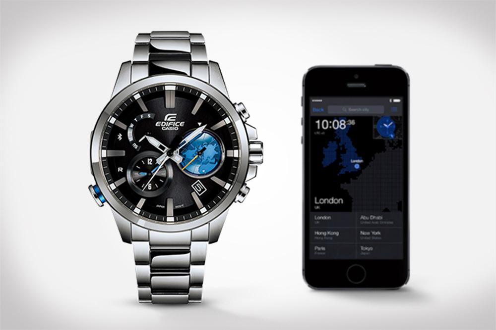 Casio Edifice Bluetooth EQB600 Watch