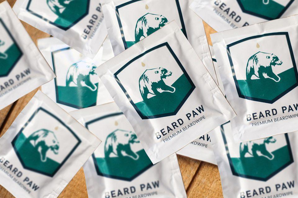 Beard Paw Wipes