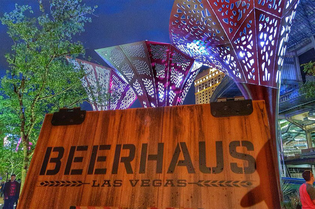 The New Oktoberfest at Beerhaus In The Park, Las Vegas