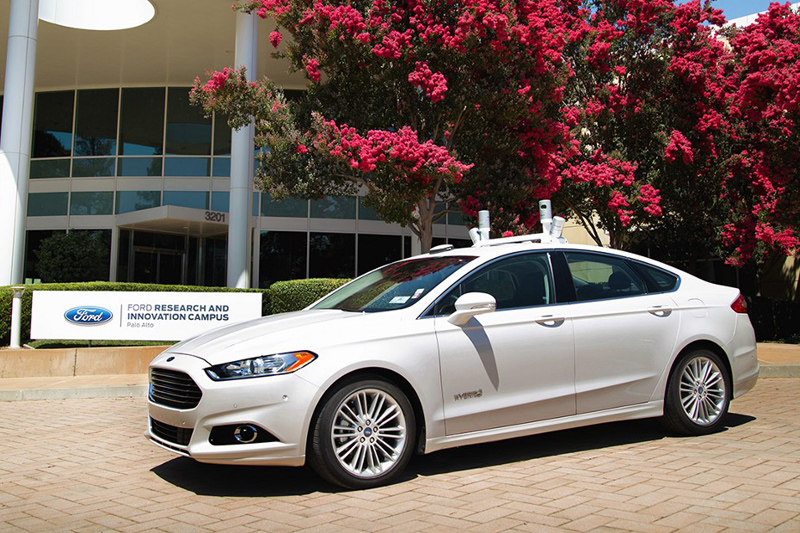 Ford Autonomy in 2021