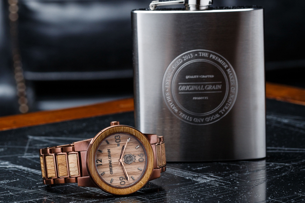 Original Grain x Jim Beam Black Watch
