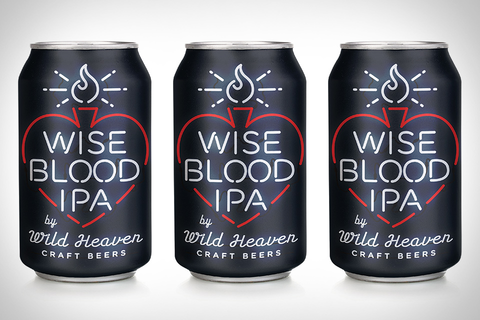Wise Blood IPA from Wild Heaven