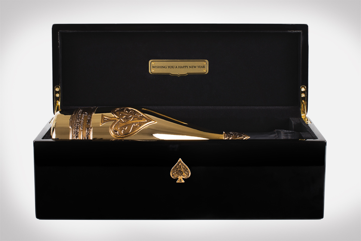 Jay Z Armand de Brignac Champagne
