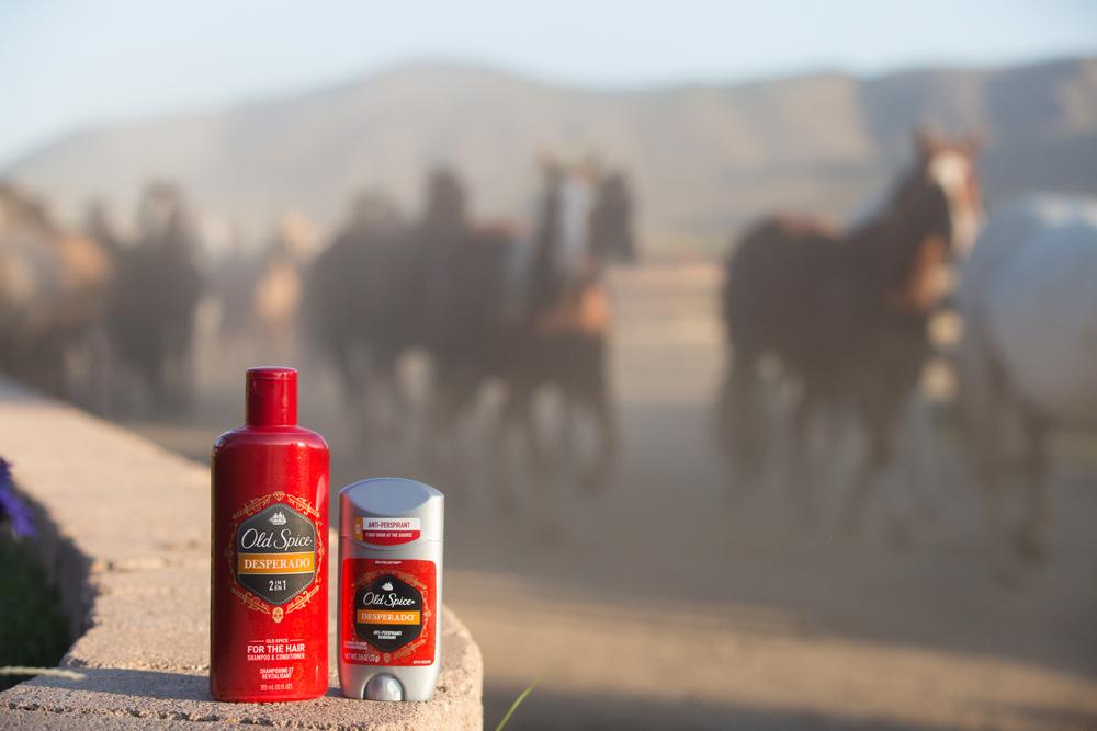 Old Spice Desperado - C Lazy U Ranch
